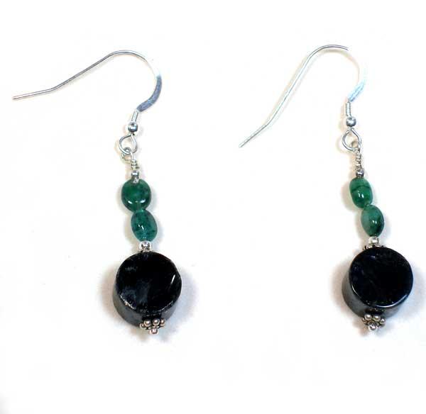 Emerald Earth Earrings