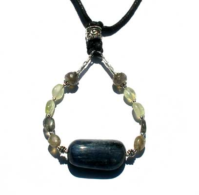 Inner Strength Mothering Rocks Nursing Necklace
