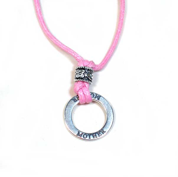 Mother Love Mothering Rocks Nursing Necklace