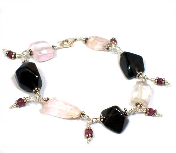 Ruby Night Bracelet