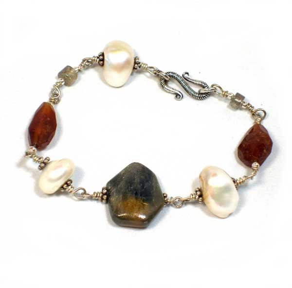 Sapphire Beach Bracelet