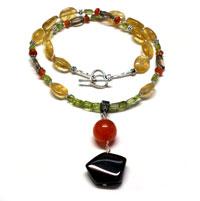 Ghana Pride Necklace