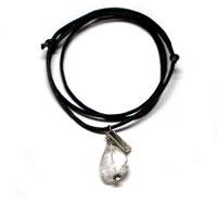 Ice Pendant Necklace
