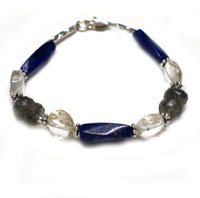Lapis Blues Bracelet
