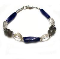 Lapis Blues Bracelet