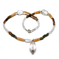 Thanksgiving Feast Necklace